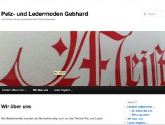 Pelze Gebhard